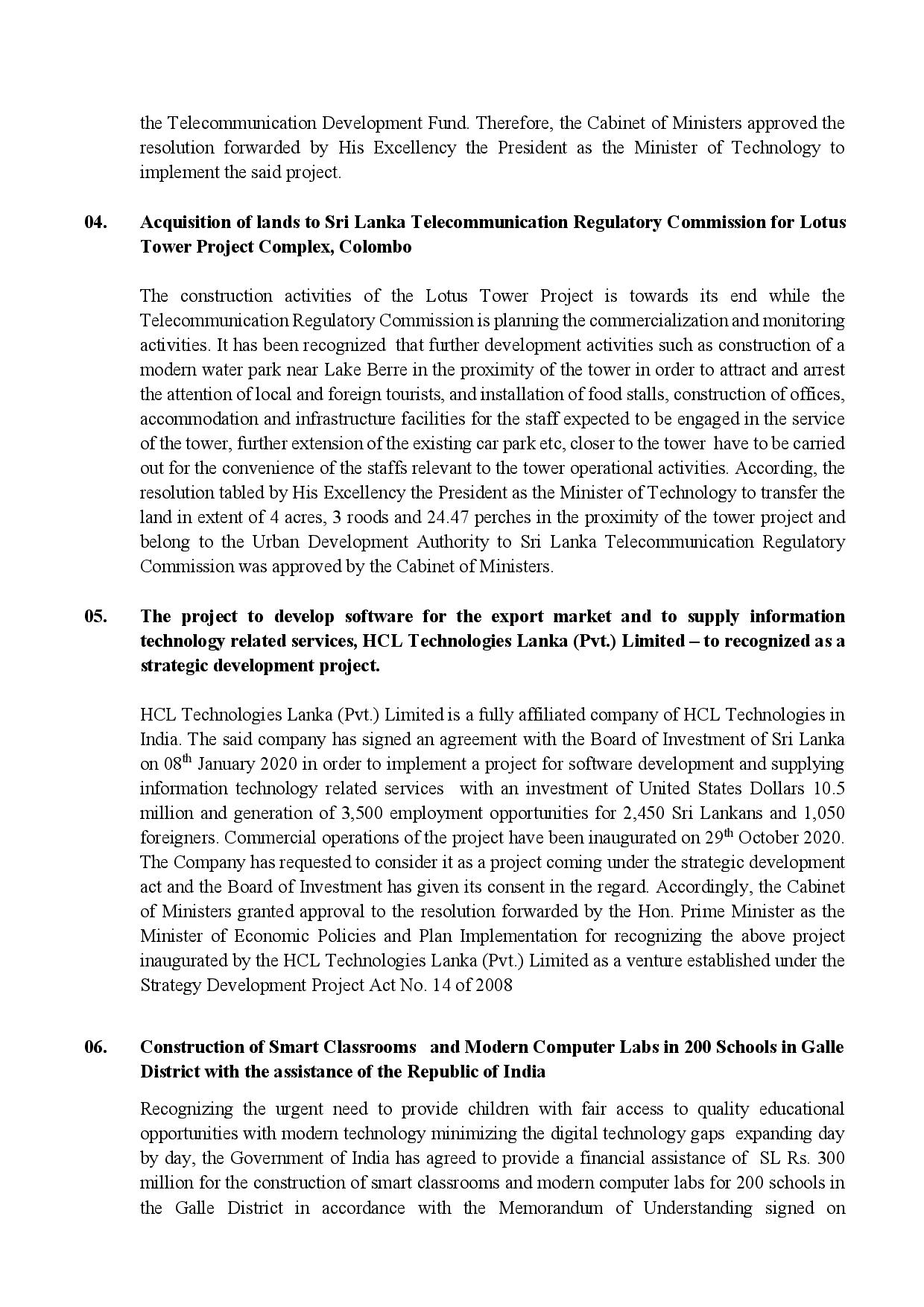 Cabinet Decisions on 05.10.2021 English page 002