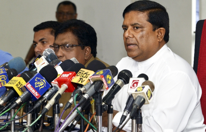 Press Conference in Disaster Management Center - 29-05-2017_2