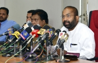 Press Conference in Disaster Management Center - 29-05-2017_1