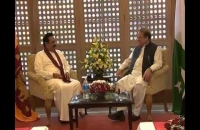 Bilateral with Prime min  of Pakistan