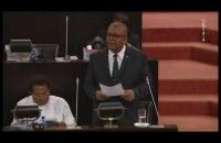 Budget Speech 2018 - 2