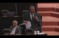 2017 06 06 in Parliament by the Hon  Minister Mangala Samaraweera statement regarding the resolution