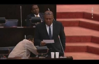 The Second Reading of the Budget Hon  Minister Mangala Samaraweera