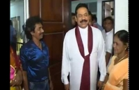 Sirimuthu Uyana Houseing Project Opening