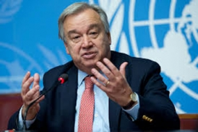 UNSG congratulates Sri Lanka for setting up OMP