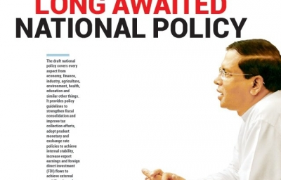 Long awaited national policy
