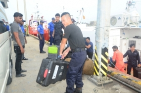 Navy provides services for over 10,000 OBST ship movements