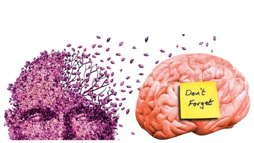 Dementia – burying memory