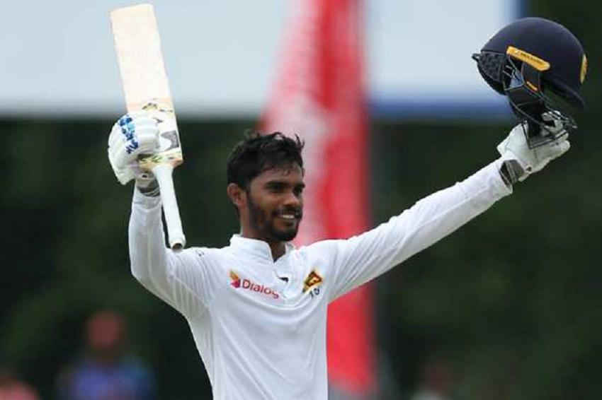 Dhananjaya ton propels Sri Lanka to 244