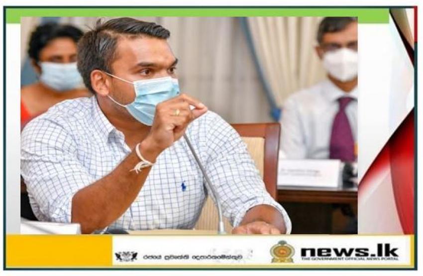 "An integrated national program to promote entrepreneurship under ""Jayagamu Sri Lanka"" program"