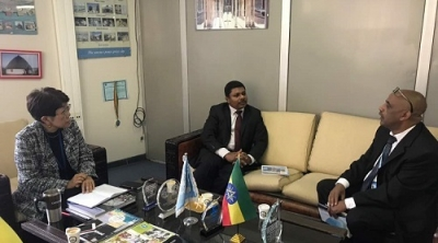 Enhancing Cultural and Tourism Cooperation with Africa: SL discusses with UNESCO