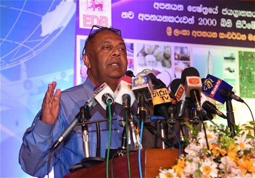 Time to revive entrepreneurial potential of Sri Lankans says Finance Minister