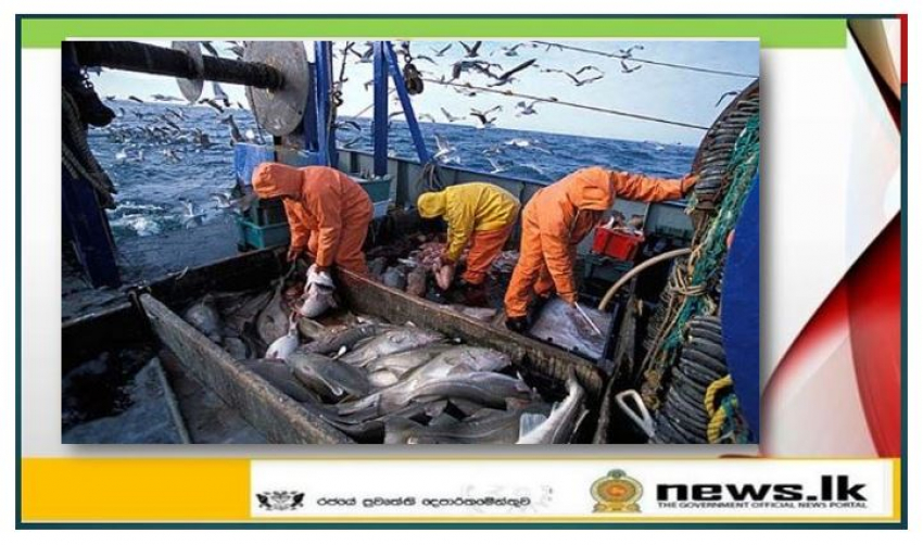 Proper training on fisheries industry and technology for the youth entering the industry