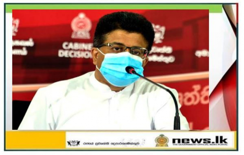 """""""Movement will be restricted without causing any inconvenience to essential services"""" - Co-cabinet Spokesman Minister Udaya Gammanpila"""