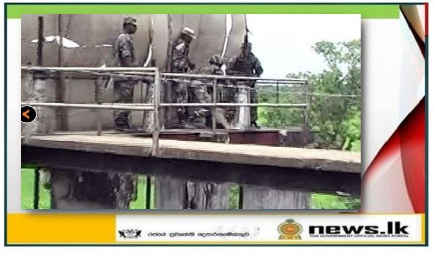 Turning Point, 'Mavil Aru' Re-opening of Sluice Gates Completes 14 Years