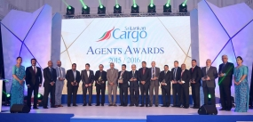 SriLankan Cargo honors its agents