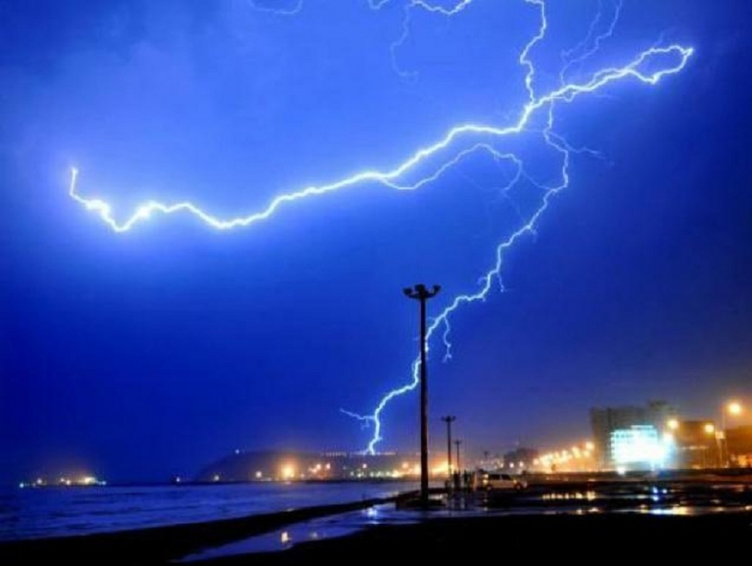 Thundershowers is still high: General public requested to take precautions