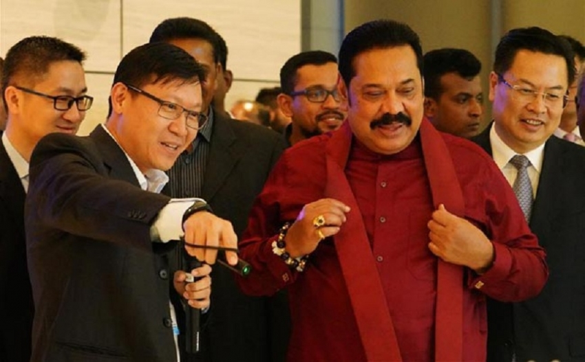 Sri Lanka to firmly support, accelerate Port City development- PM