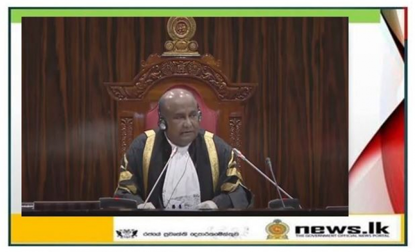 Finance Bill No. 18 of 2021 certified by the Hon. Speaker
