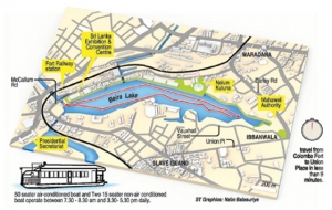 water-way transport system to be in the city