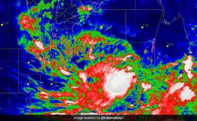 'FANI' to intensify into severe cyclonic storm; showers in several areas
