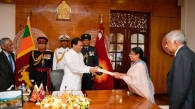New Justice Minister, Buddha Sasana Minister sworn in