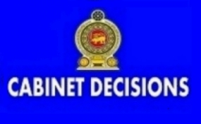 Decisions taken by the Cabinet of Ministers at their meeting held on 29-07-2015