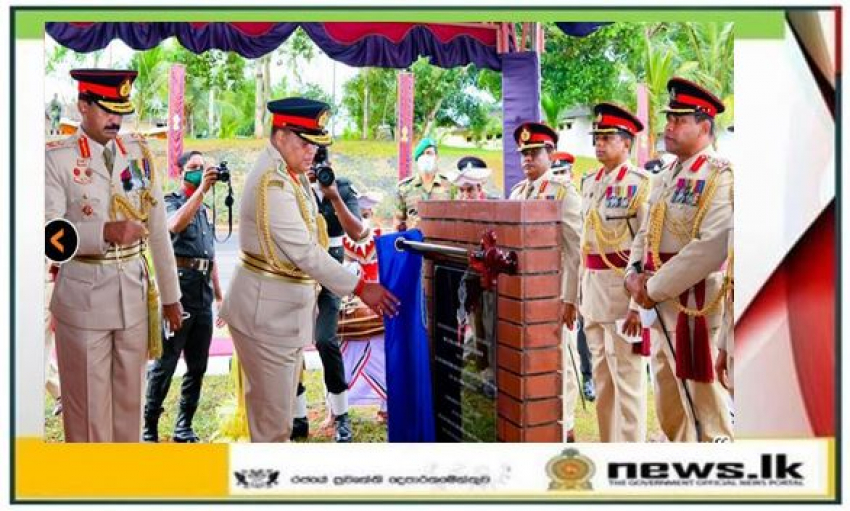 Multi-Skilled Sri Lanka Army Engineers Turn New Leaf Raising its First Division for Nation-building Tasks