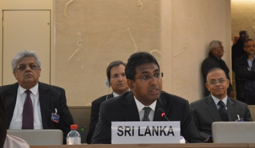 Remarks by the Deputy Foreign Affairs Minister at the Interactive Dialogue with the UNHR HC in Geneva.