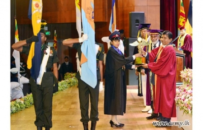 Service Commanders in KDU General Convocation