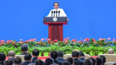 All nations co-operation vital to curb terrorism says President