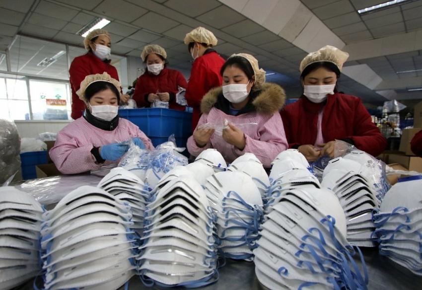 Public urged: Use face masksas precautionary steps for Corona Virus