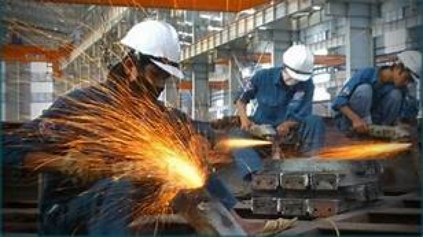 Industrial Production Index up 2.8% in October