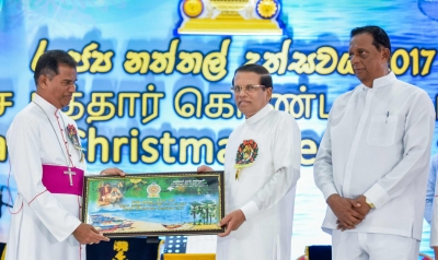 'State Christmas Festival' held under President's patronage