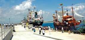 Permanent jobs for135 workers of Magampura Port, compensation for others