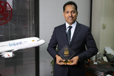 Sri Lankan Airlines named Best Airline in South Asia