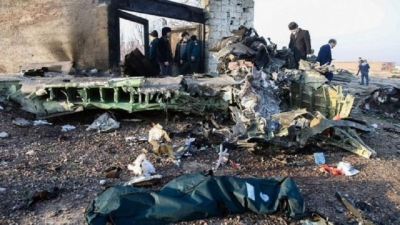 Iran plane crash: Ukraine International Airline jet crashes killing 176