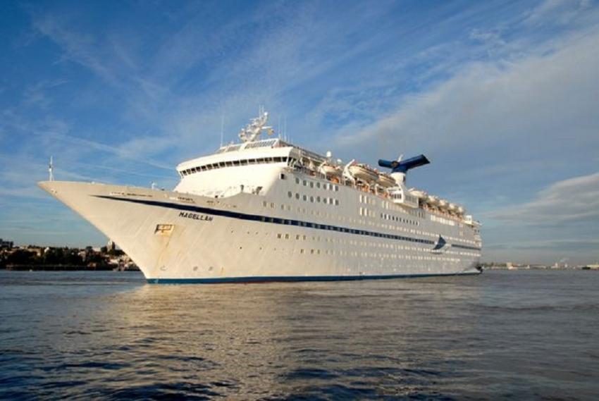 Goodwill luxury cruise between Sri Lanka and India