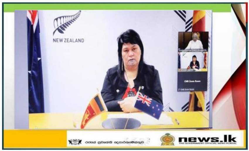 Foreign Ministers welcome opening of New Zealand High Commission in Colombo