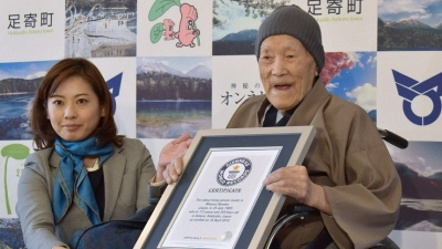 Oldest Man In The World, Dies At The Age Of 113