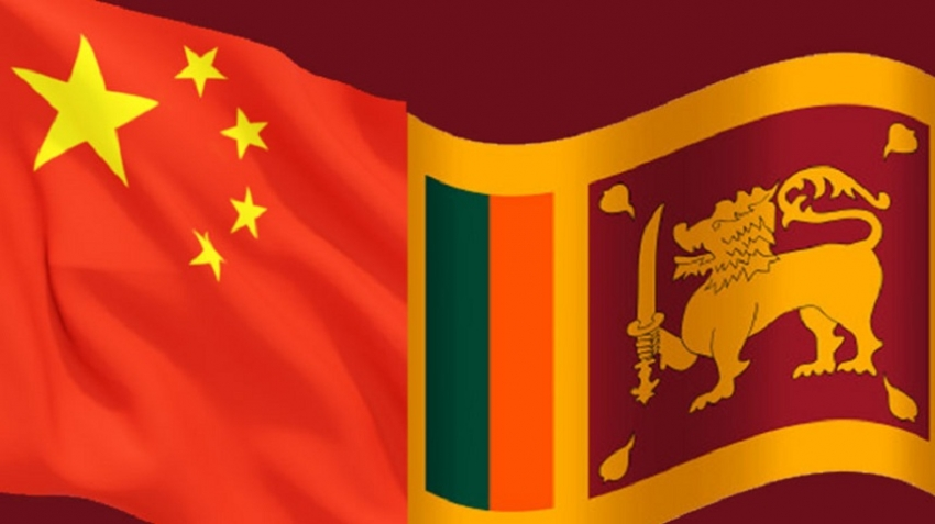 CHINA GRANTS RS.2600 MILLION TO BOOST SRI LANKA'S DEFENCE