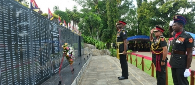 SLE Prioritizes Commemoration of Fallen War Heroes