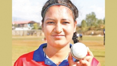 Nepal claims T20 cricket bowling record