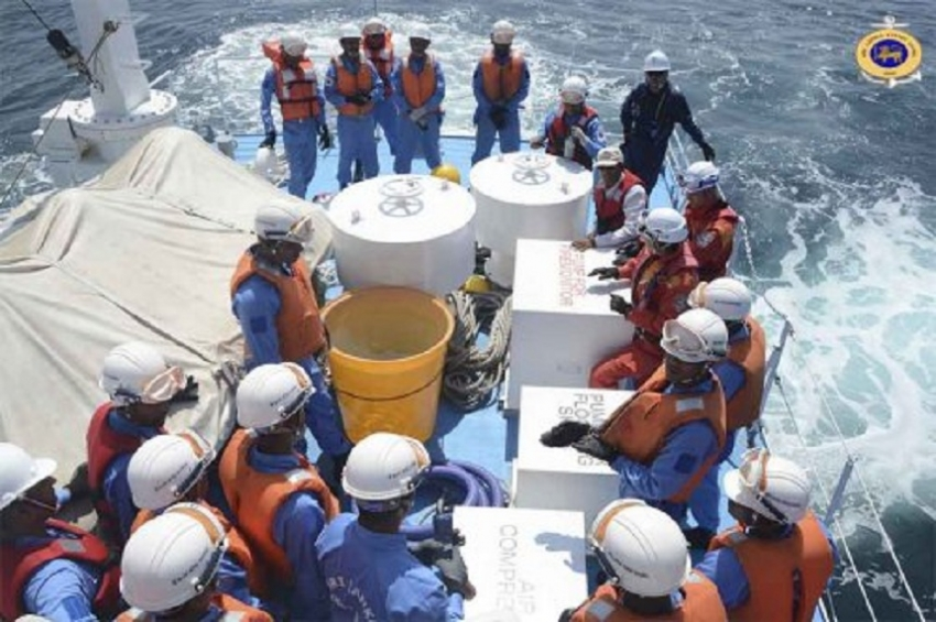 Japanese  aid provides advisory services for improving  capabilities of Sri Lanka Coast Guard