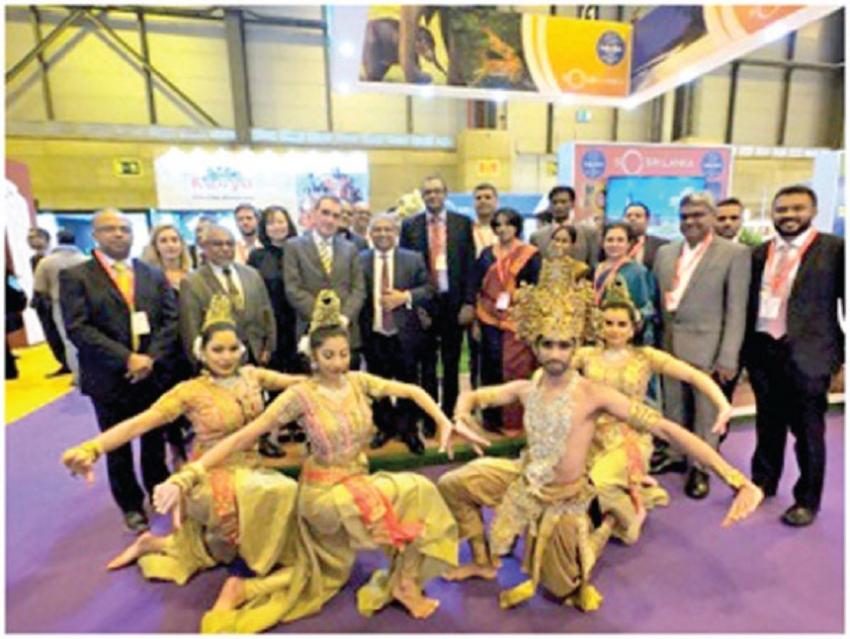 Sri Lanka Tourism participates at FITUR Travel Fair, Spain