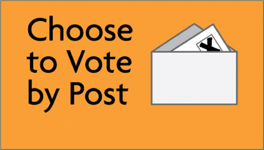 Closing date for  postal vote applications on Sept 30