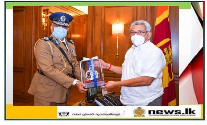 New IGP calls on President
