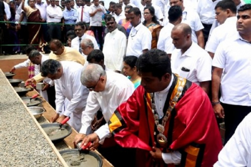 New plan to develop Jaffna in next five years