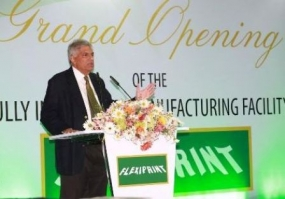Sri Lanka to become an export led economy – PM