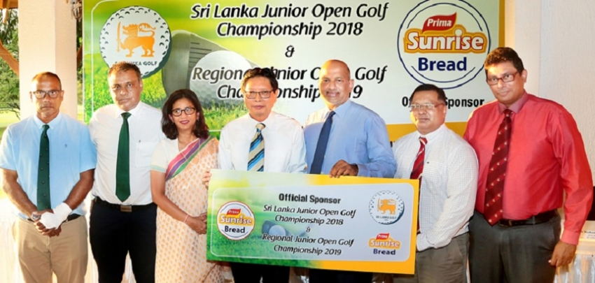 Lanka Junior Open Golf tourney from January 02 to 04